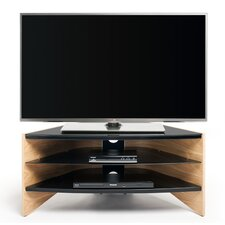 Riva TV Stand with Two Shelves