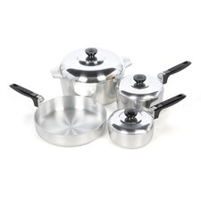 Classic Cast Aluminum 8 Piece Cookware Set