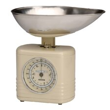 Vintage Kitchen Mechanical Kitchen Scale