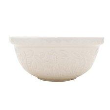 Fox Embossed 29cm Mixing Bowl in Cream