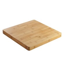 Essentials Square Butchers Block