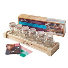 20-Piece Spice Jar Gift Set