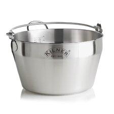 30 x 16 cm Stainless Steel Jam Pan