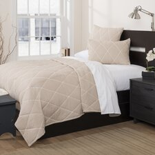 Lattice 3 Piece Quilt Set