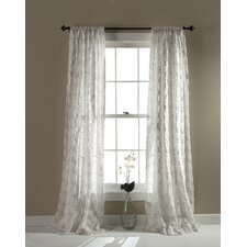 Giselle Light-filtering  Single Curtain Panel