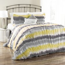 Bloomfield 5 Piece Tie Dye Comforter Set