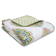 Sylvia Cotton Throw Blanket