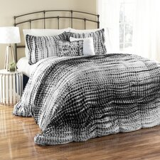 Pebble Creek 5 Piece Tie Dye Comforter Set