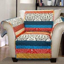Boho Stripe Armchair Furniture Protector