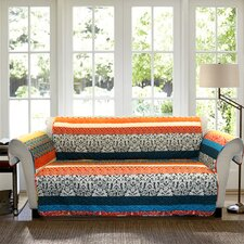 Boho Stripe Sofa Furniture Protector
