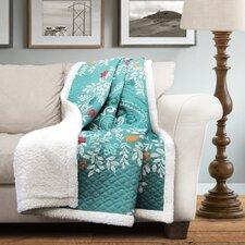 Newbold Sherpa Throw Blanket