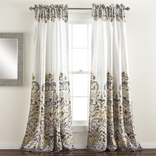 Clara Room Darkening Curtain Panel (Set of 2)