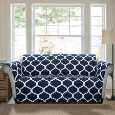 Geo Loveseat Slipcover
