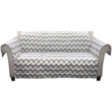 Chevron Sofa Protector