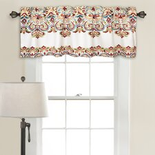 "Clara Room Darkening 52"" Curtain Valance"