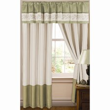 Ashlyn Rod Pocket Single Curtain Panel
