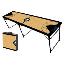 Basketball Court Folding and Portable Beer Pong Table