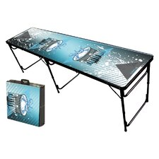 Splash Folding and Portable Beer Pong Table