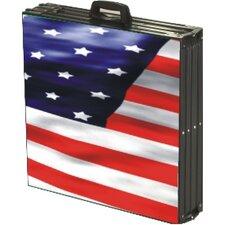 USA Folding and Portable Beer Pong Table