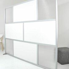 "78"" x 100"" Modern Room Divider"