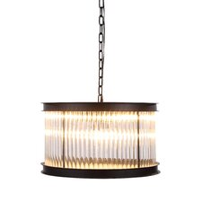 Royale 6 Light Drum Pendant