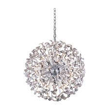 Tiffany 45 Light Crystal Chandelier