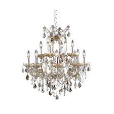 Maria Theresa 13 Light Crystal Chandelier