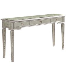 Florentine 3 Drawer Console Table