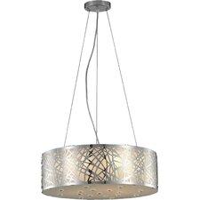 Prism 6 Light Drum Pendant