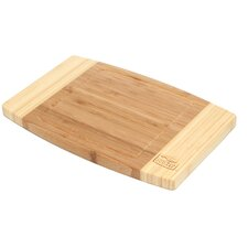 "Woodworks 12"" x 8"" Bamboo Cutting Board"