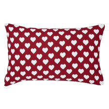 Brushed Hearts Housewife Pillowcase