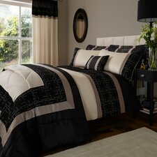Geo Embellished Duvet Set