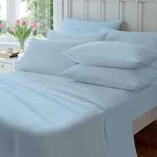 CL Home 100% Cotton Flat Sheet