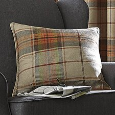 Brushed Heritage Check Scatter Cushion