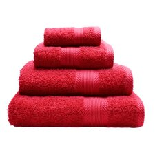 Cotton 4 Piece Towel Set (Set of 4)
