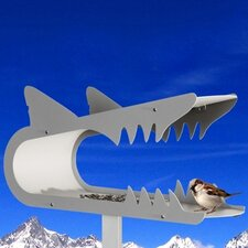 Piep Show Safari Shark Bird Feeder
