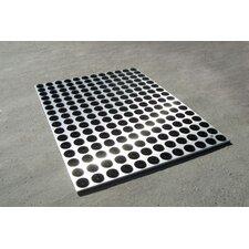 Feet-Back Polka Dots Doormat