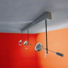Absolut 3 Light Ceiling Light Pendant