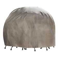 Elite Round Patio Table and Chair Set Cover