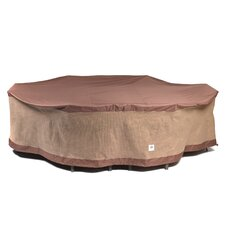 Ultimate Oval Patio Table & Chairs Cover