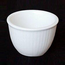 Large Ribbed Custard Cup (Set of 4)