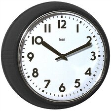 "8.3"" Too Cool for School Retro Modern Wall Clock"