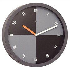 "10"" Quadro Modern Wall Clock"
