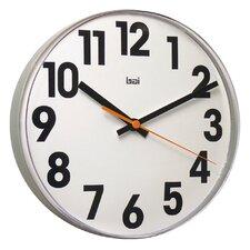 """11"""" Lucite Big No Wall Clock"""