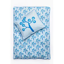Graphic Tree Toddler Bedding