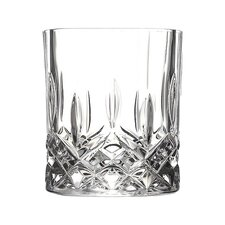Opera RCR 11 Oz. Crystal Double Old Fashion Glass (Set of 6)