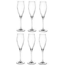 Ego 6 oz. Champagne Flute (Set of 6)