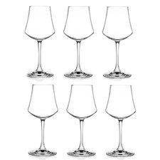Ego 10 oz. Red Wine Glass (Set of 6)
