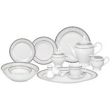 Ballo 57 Piece Porcelain Dinnerware Set