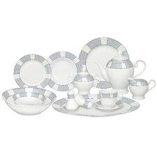 Domus 57 Piece Porcelain Dinnerware Set